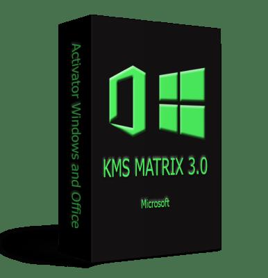KMS Matrix v5.6 For Windows & Office