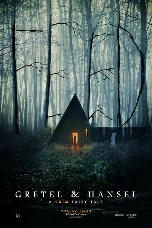 Trailer Baru Gretel & Hansel