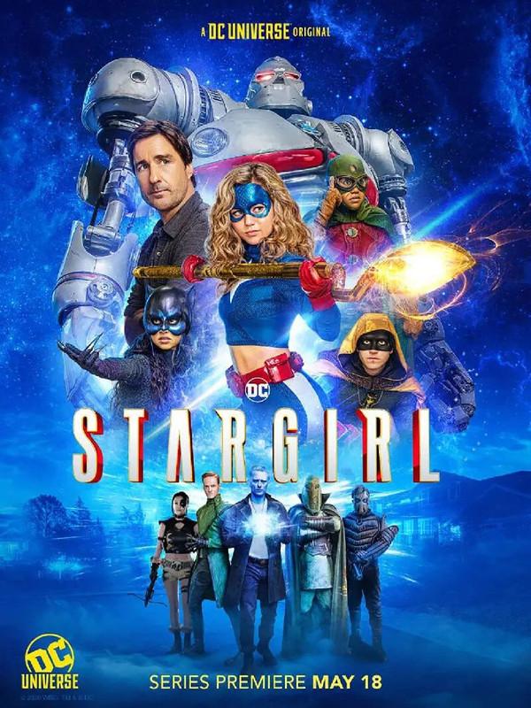 Poster Baru Stargirl