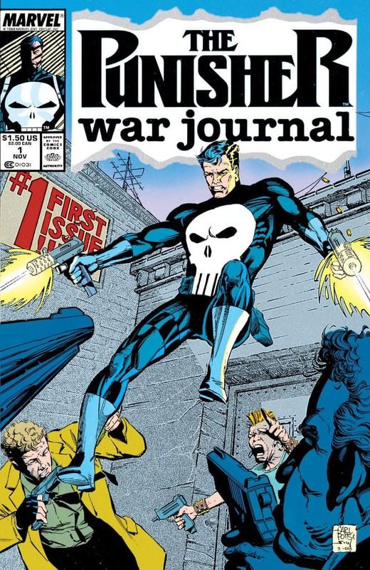 Punisher War journal vol 1