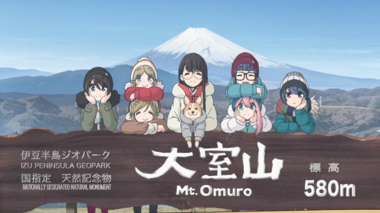 Yuru Camp△ Season 2 Episode 13 (END) Subtitle Indonesia