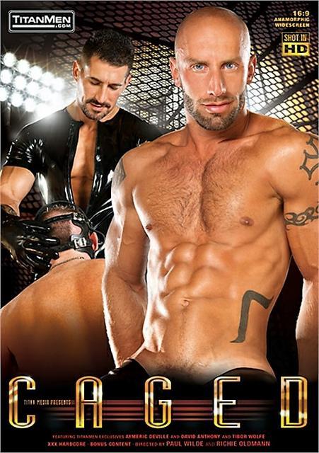 Caged (Titan Men)