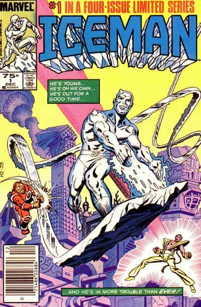 iceman vol 1