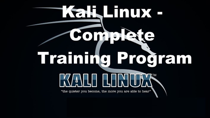 kali linux training