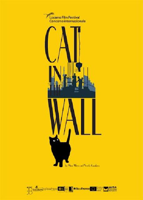 Cat in the Wall 2020 Movie Poster