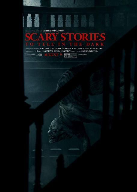 Scary Stories to Tell in the Dark 2019 Movie Poster