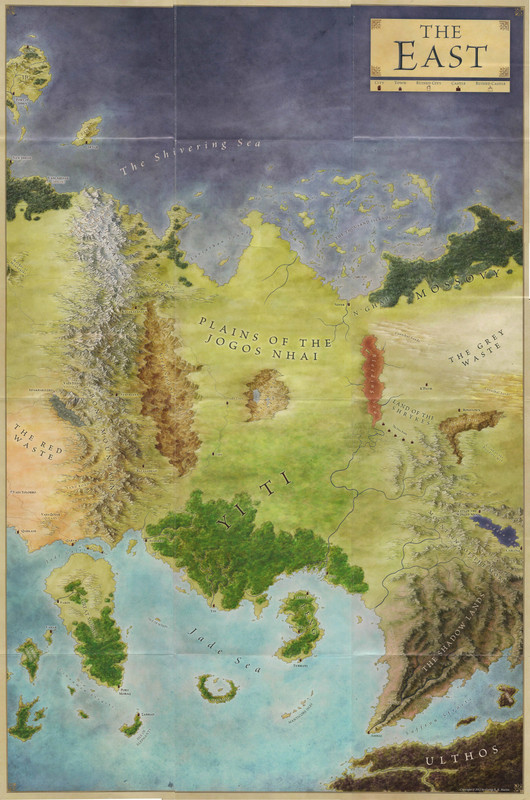 Known world - A Wiki of Ice and Fire