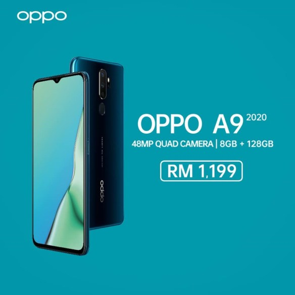 Oppo A9 2020 Pre Order