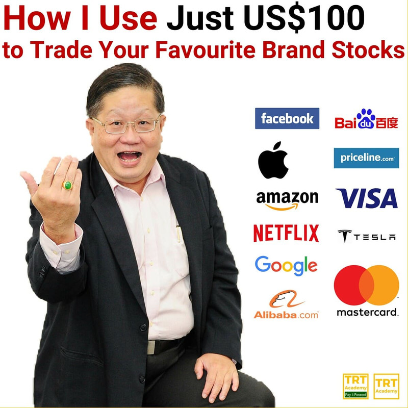 How I Use Just US$100 to Trade Your Favourite Brand Stocks