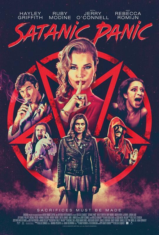 Trailer Satanic Panic
