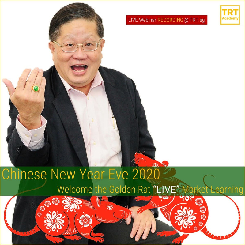 Yes! Send Me the Video – Chinese New Year Eve 2020
