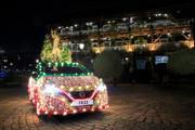 Nissan-Leaf-Christmas-tree-3