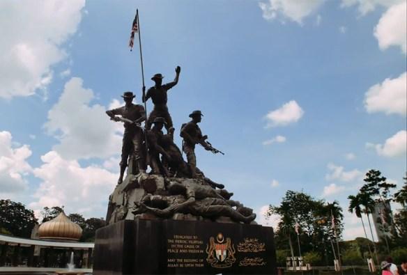 Tugu Negara Simbol kemerdekaan