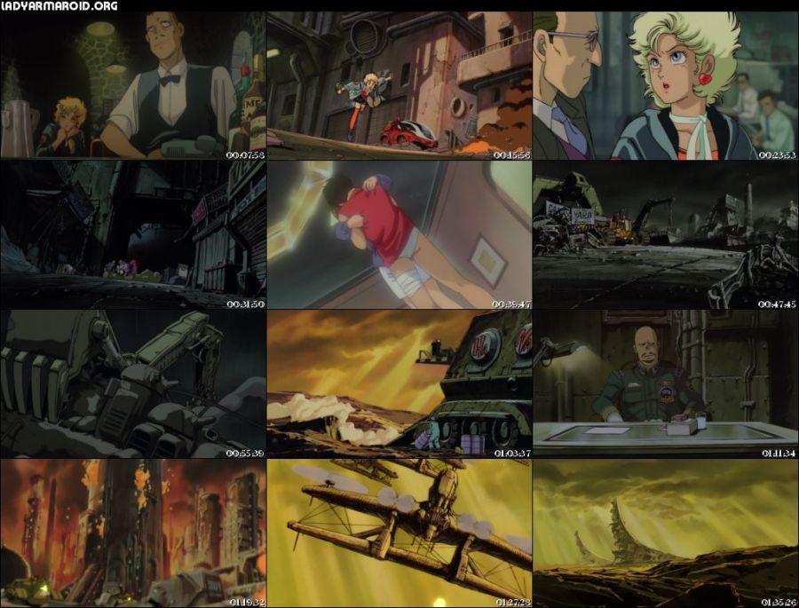 Venus Wars (1989)-BDRip 720-(Jap. Sub. Esp.)(Varios) 5