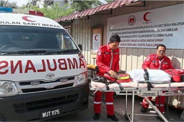 dalam ambulan