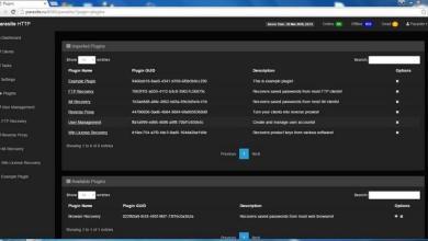 Parasite HTTP Botnet – All Plugins