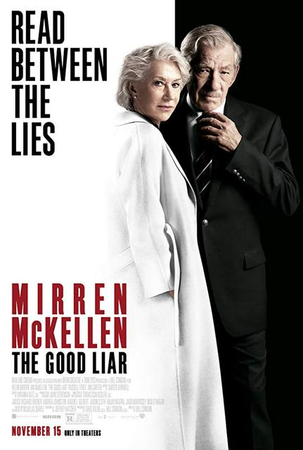 The Good Liar 2019 Movie Poster