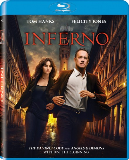 Inferno (2016) Hindi Dual Audio 720p BluRay ESub 1GB Download