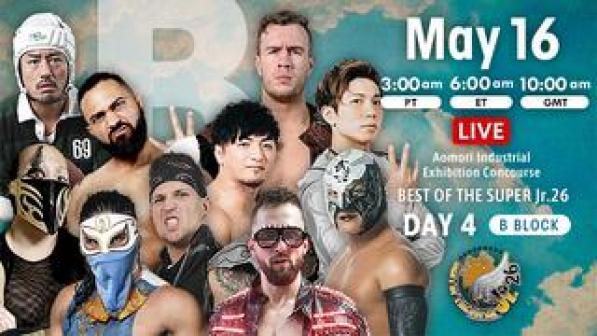 NJPW Best of the Super