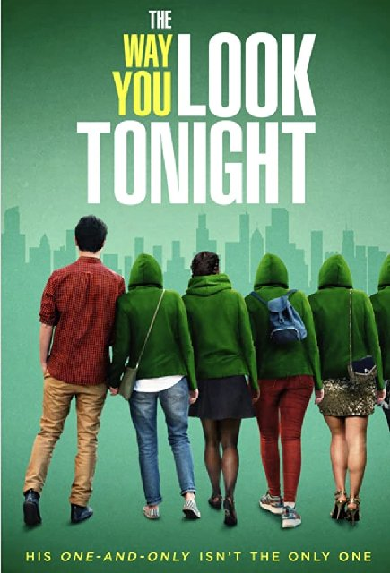 The Way You Look Tonight 2020 Movie Poster