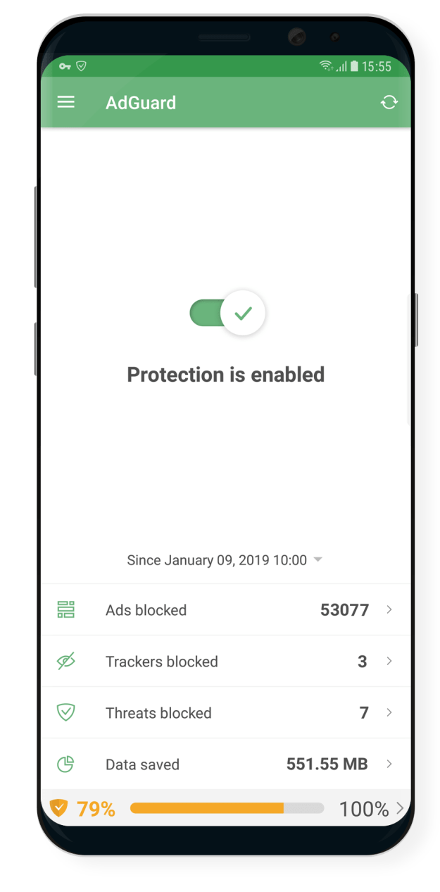 Exclusive Releases • Adguard - Block Ads Without Root v3