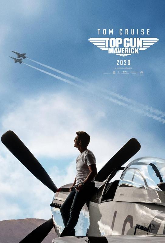 Poster Baru Top Gun Maverick