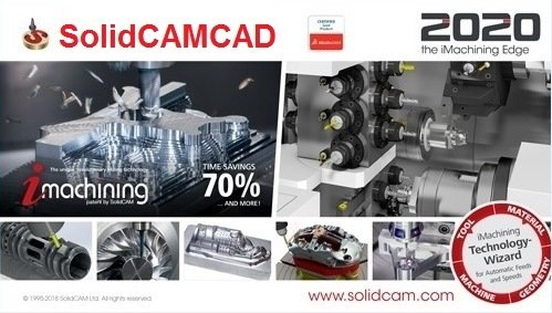 SolidCAMCAD 2020 SP5 Standalone (x64)