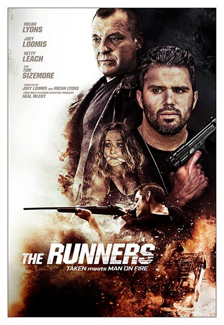 The Runners 2020 Movie Poster