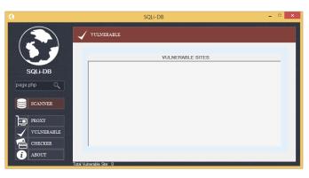 SQLi-DB-SQL Injection Dork Scanner v1.0