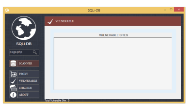 SQLi-DB-SQL Injection Dork Scanner v1.0