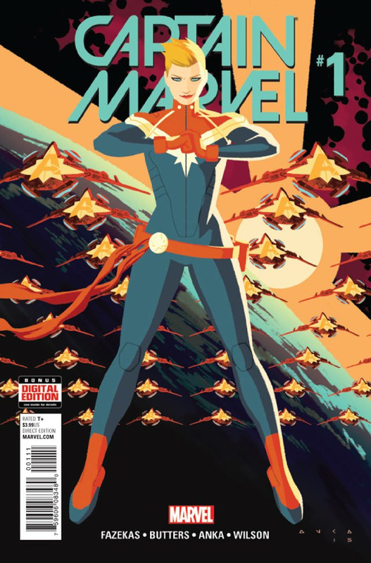 Captain Marvel Volumen 9 [10/10] Español