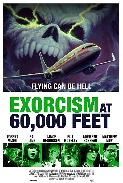 Exorcism At 60000 Feet 2020 Movie Poster