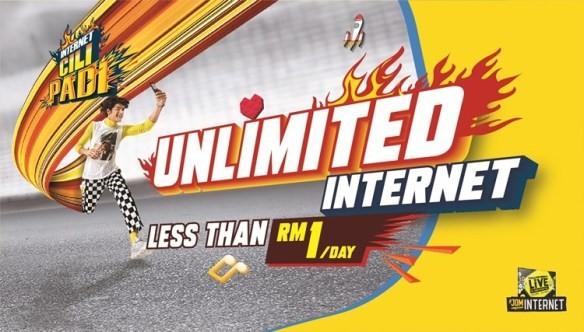 digi cili padi unlimited internet