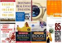 20 Business & Money Books Collection Pack-11