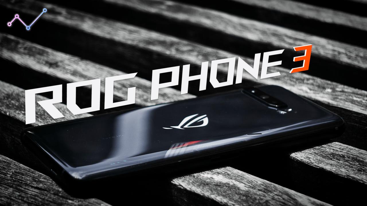 ROG Phone 3 電競遊戲手機 開箱評測:更小的創新,更大的野心