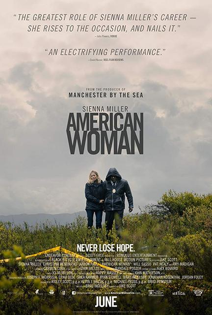 American Woman 2019 Movie Poster