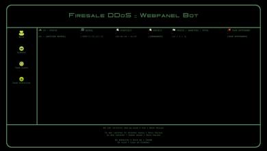 FireSale DDOS Botnet source