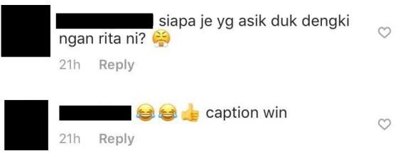 rita rudaini instagram