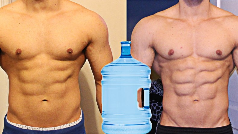 The easiest way to Lose Water Weight