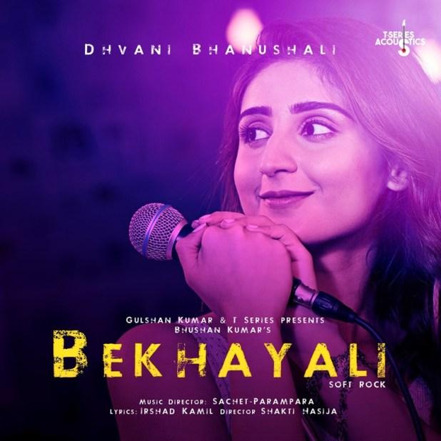Bekhayali (Acoustic) By Dhvani Bhanushali Full Mp3 Song
