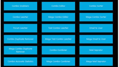 Universal Combo Software Beta V3