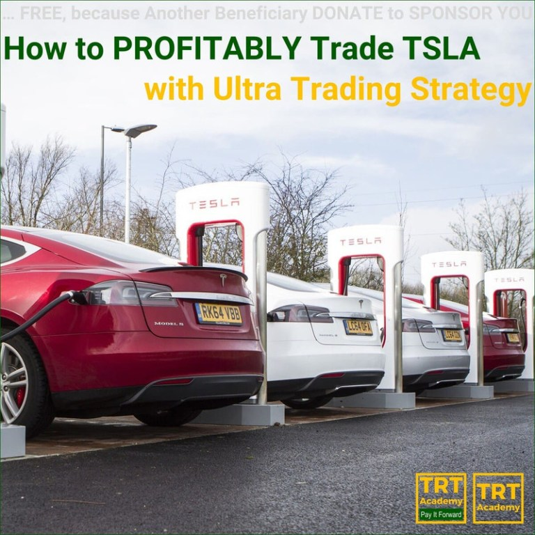 Yes… I Want to Improve My Trading Results – 2018-09 – How to PROFITABLY Trade TSLA – with Ultra Trading Strategy