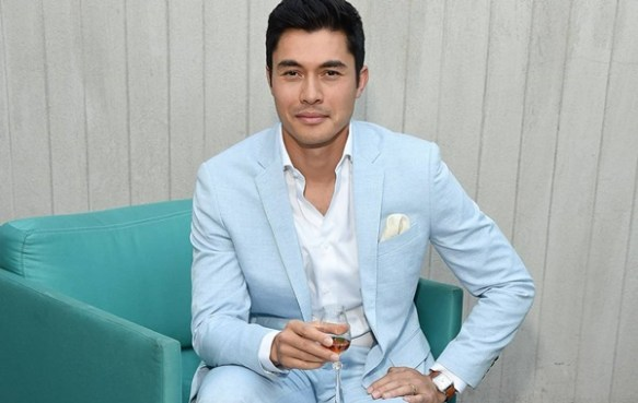 henry golding james bond