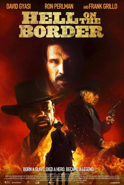 Hell On The Border 2019 Movie Poster