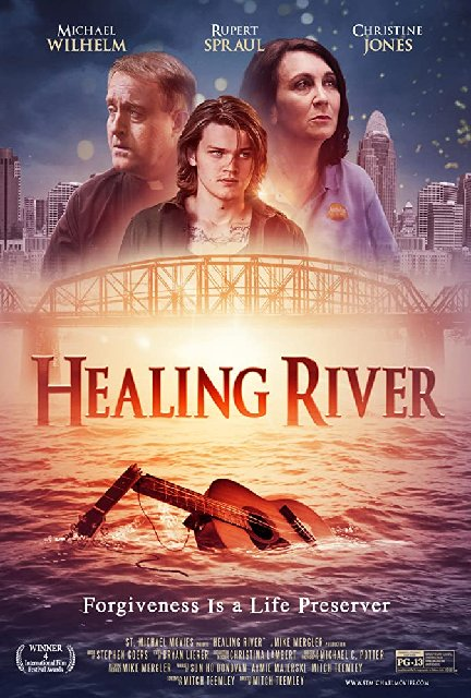 Healing River 2020 Movie Poster