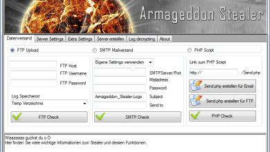 Armageddon Stealer 1.0
