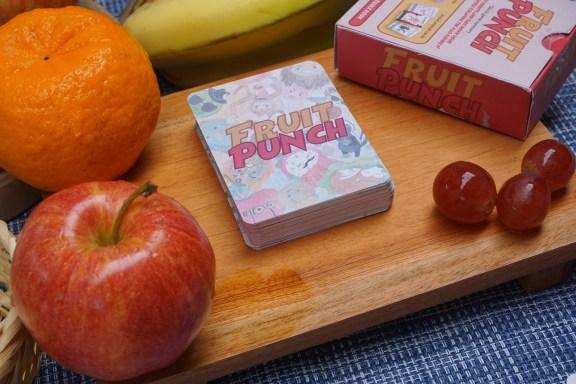 Fruit Punch - Back Card