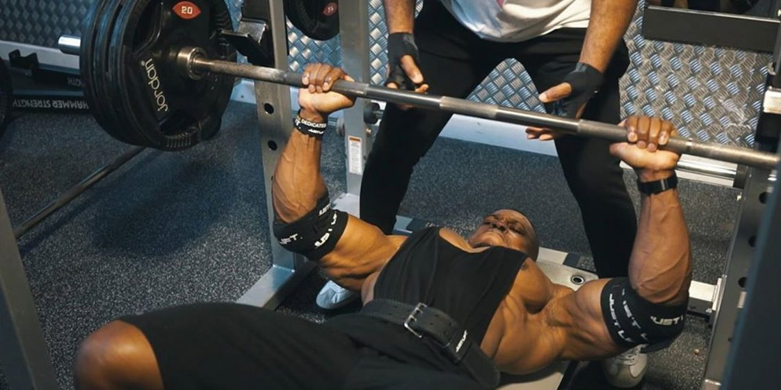 How To Do The Ground Press For A Greater Bench