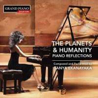 Tanya Ekanayaka - The Planets & Humanity: Piano Reflections (2021) [Official Digital Download 24bit/96kHz]