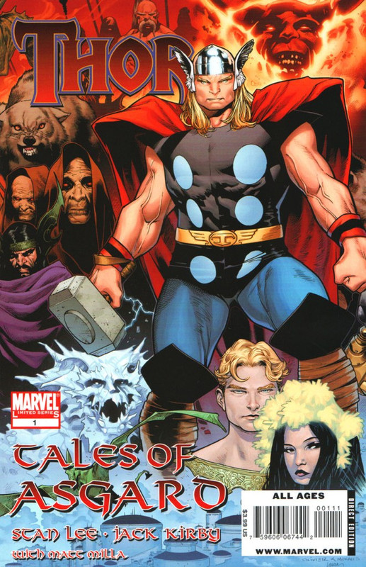 Thor Tales of Asgard [6/6] Español   Mega